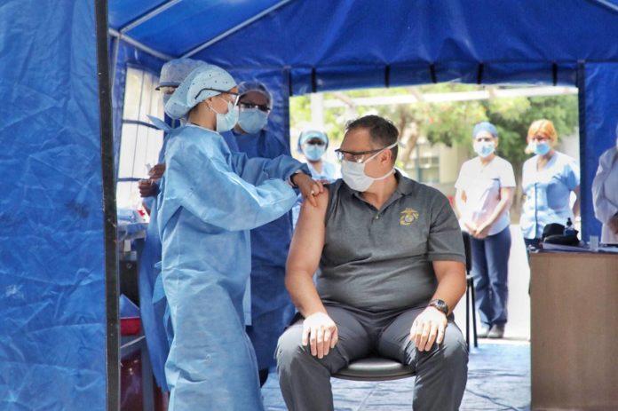 En la Ciudad de Buenos Aires ya se aplicaron las 24.300 dosis de la primera tanda de vacunas contra el coronavirus Sputnik V.
