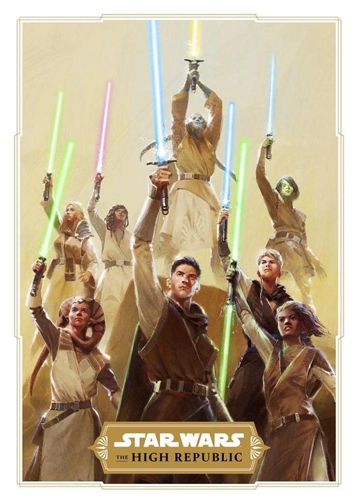 """Se expande el universo Star Wars con """"La Alta República"""""""