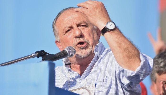 """Hugo Yasky afirmó que la extensión de las medidas contra los despidos beneficia """"a los que están en actividades sujetas a las peores condiciones de la pandemia""""."""