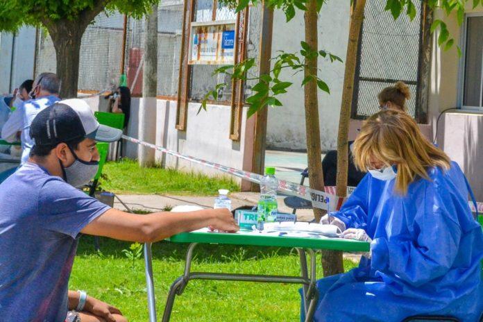 Coronavirus en la provincia: no hay distritos en fase 3
