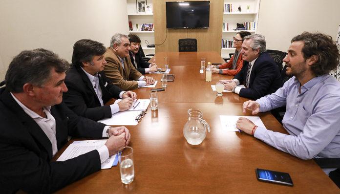 Alberto Fernández recibirá a la Mesa de Enlace en medio de la polémica por las retenciones