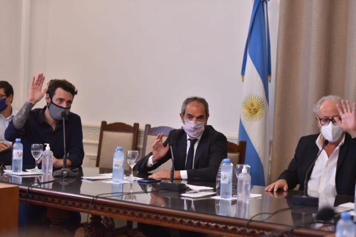 """Con mayoría oficialista y un """"neutral"""" de presidente, se conformó la Bicameral de enjuiciamiento"""