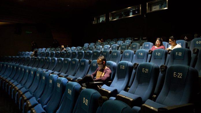 La Provincia autorizará la apertura de cines solo con un tercio de su capacidad
