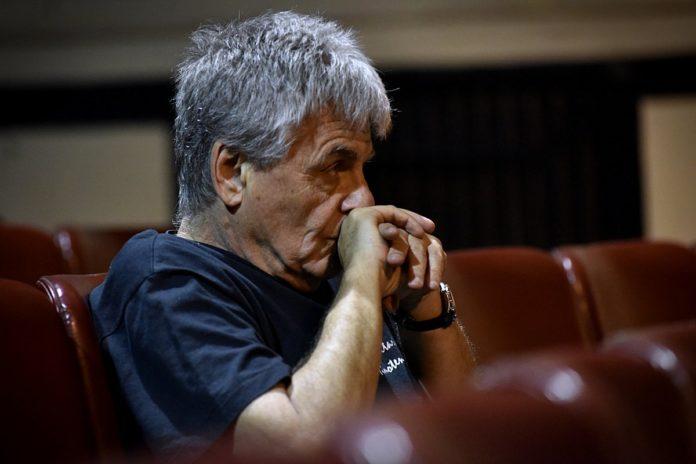 Raúl Rizzo fue internado en terapia intensiva por coronavirus
