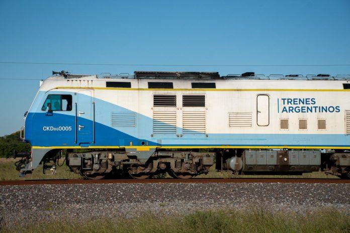 Trenes Argentinos evaluará la vuelta del tren Mar del Plata-Miramar