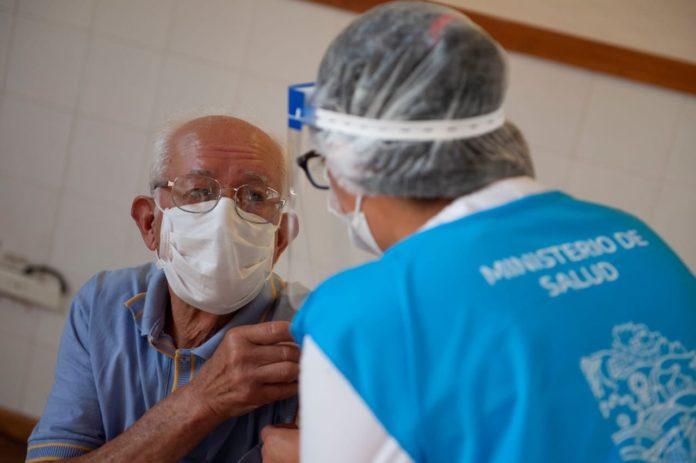 Vacunación en la provincia: ya se pueden denunciar irregularidades por la web