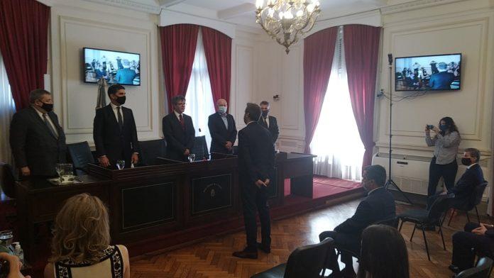 Asumió el juez que tendrá en sus manos el control de las elecciones bonaerenses