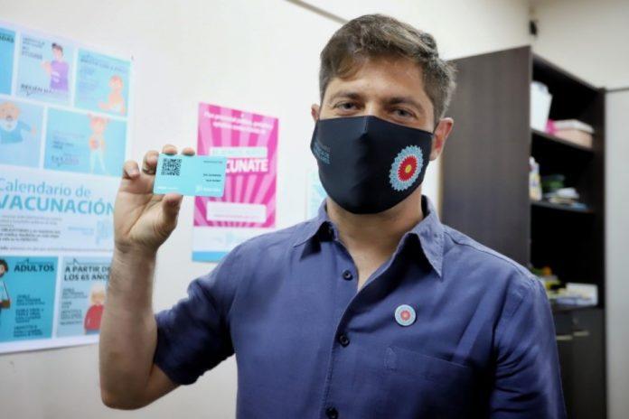 Kicillof planteará sanciones por vacunación irregular en la Asamblea Legislativa