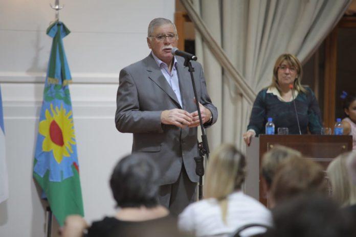 Falleció por coronavirus el exintendente y exsenador Horacio López