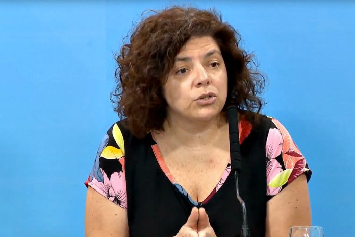 Tras el escándalo, asume Vizzotti como ministra de Salud