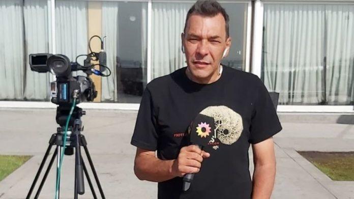 Murió el periodista de espectáculos Fernando Prensa