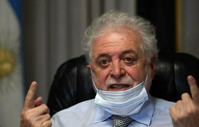 El ministro de Salud dialogará con diputados sobre el plan de vacunación contra el coronavirus.