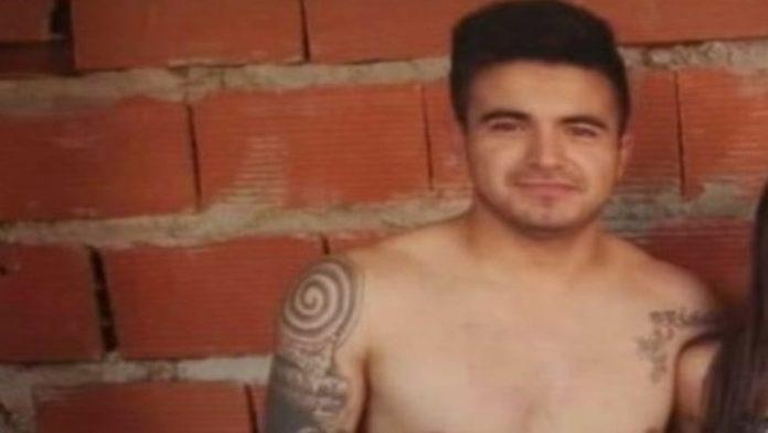 Matías Martínez (25) está detenido, imputado del femicidio de Úrsula Bahillo.