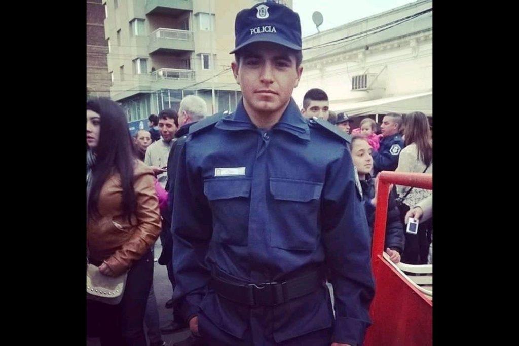 Matías Ezequiel Martínez, detenido por el femicidio.
