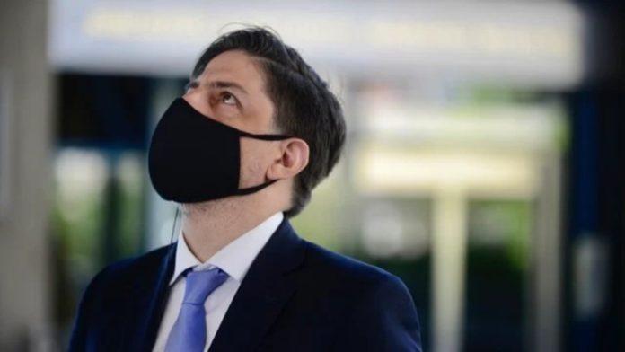 El ministro de Educación, Nicolás Trotta, deberá estar aislado al menos hasta el domingo.