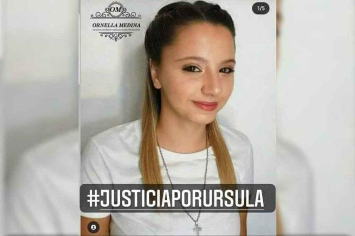 Úrsula Bahillo fue asesinada ayer en Rojas y detuvieron a su ex novio. (Instagram)