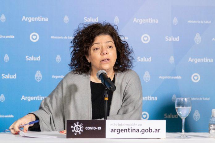 Vizzotti dijo que el Gobierno buscará vacunar a 5 millones en el próximo mes y medio
