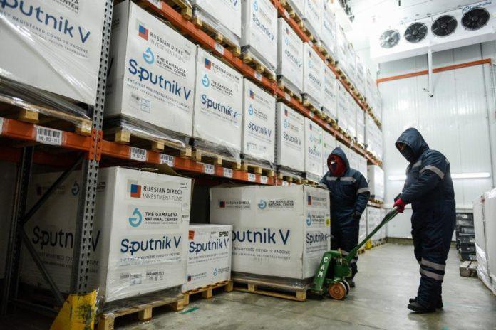 Comienza el reparto de 399 mil Sputnik V para seguir inmunizando a mayores de 70