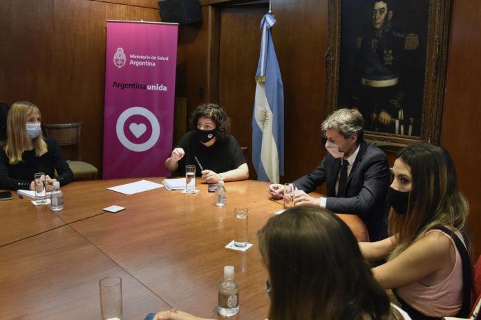 Vizzotti y Lammens se reunieron con el sector turístico para afinar protocolos