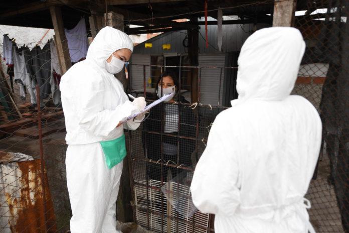 Coronavirus: reportan 3.697 y otras 24 muertes en el país