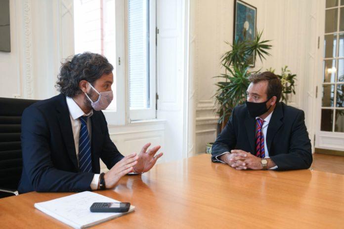 Soria jura como ministro de Justicia y Derechos Humanos este lunes