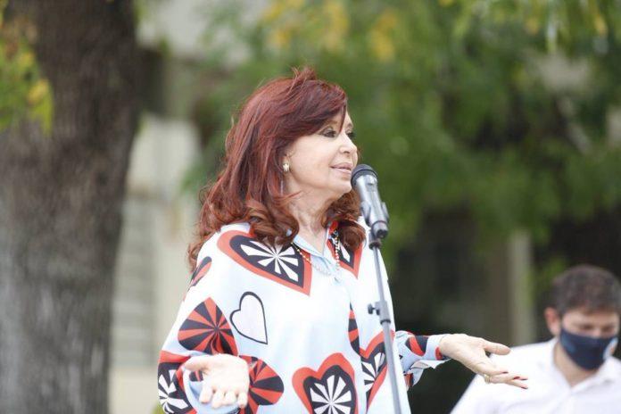 """CFK dijo que """"no tenemos plata"""" para pagar la deuda con el FMI y pidió """"un gestito"""" a EE.UU."""