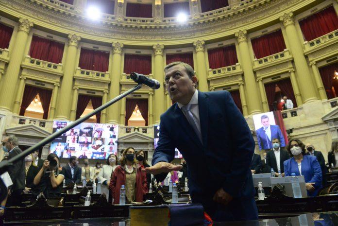 Diputados aceptó la renuncia de Soria: quedó habilitado a asumir como Ministro