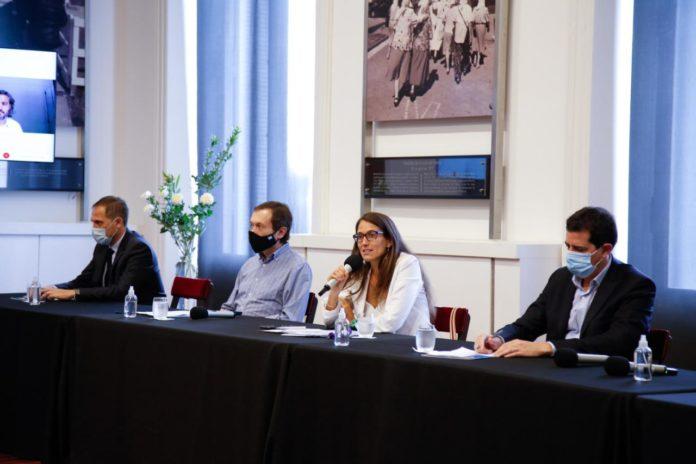 Tras críticas de Fernández, De Pedro apuntó a los jueces por los femicidios