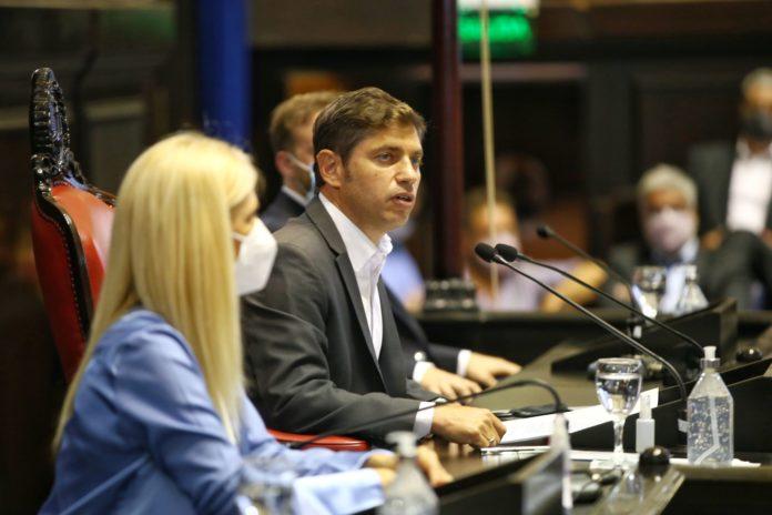 """Kicillof volvió a reclamar por recursos y dijo que la Provincia tiene un """"Estado pobre"""""""