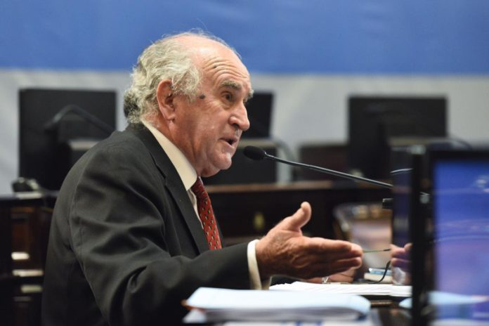 """Según Parrilli, Fernández pidió """"una comisión bicameral que investigue a la Justicia"""""""