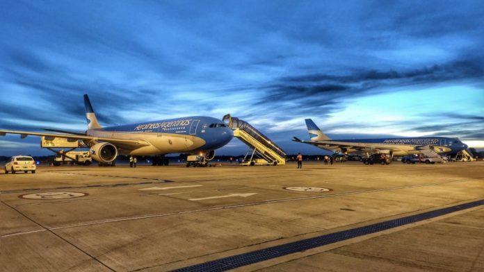 Aerolíneas suma rutas federales que no pasan por Buenos Aires