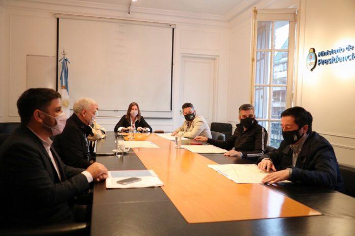 Mensaje a Berni: cuatro intendentes del Conurbano se reunieron con Frederic por refuerzos