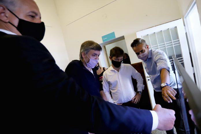 """Kicillof criticó a JxC por las vacunas """"privatizadas"""": """"El resto que se joda"""""""