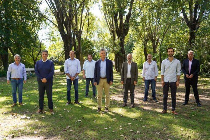 Macri se reunión con los intendentes del PRO que van por la Gobernación en 2023