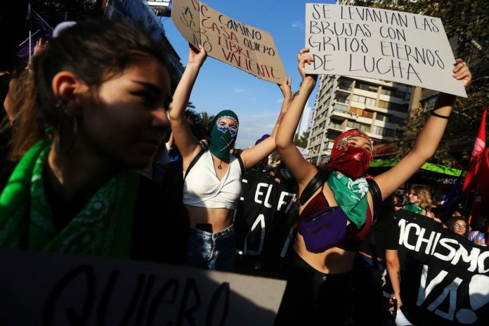 8M: Miles de mujeres marcharon en todo el país y reclamaron cambios en la Justicia