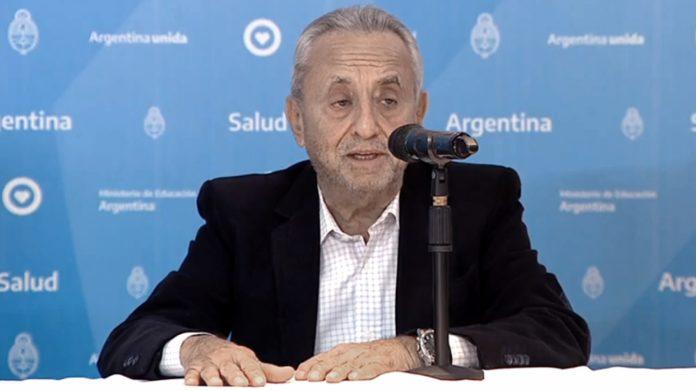 El infectólogo Pedro Cahn, Director Científico de Fundación Huésped