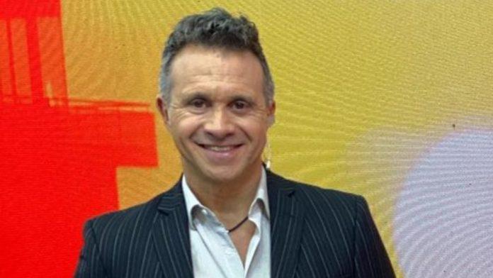 Sergio Lapegüe volvió a la TV tras superar el coronavirus