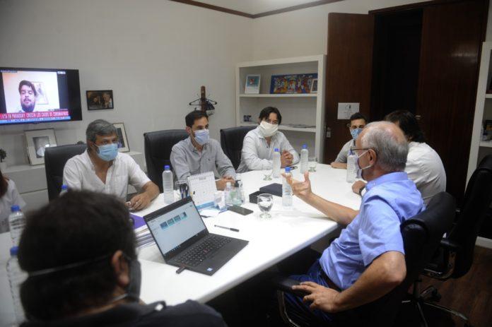 Salud: Provincia y Cicop coincidieron en crear ámbitos de discusión sobre reformas