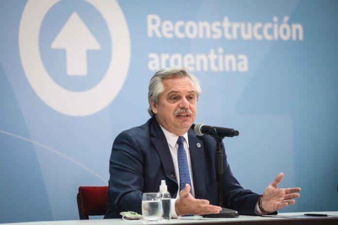 """Fernández: """"Mi urgencia es con la pobreza, no acordar con los acreedores"""""""