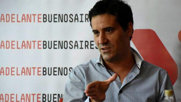 """""""Maxi"""" Abad afirmó que """"aspiramos a hacer una gran elección en 2021 y volver al poder en 2023""""."""