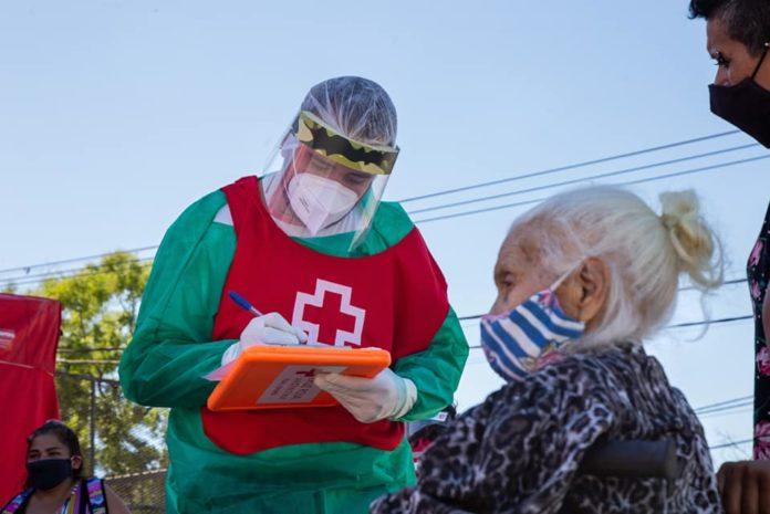 Los contagios en la provincia de Buenos Aires tuvieron una leve suba por tercera semana consecutiva
