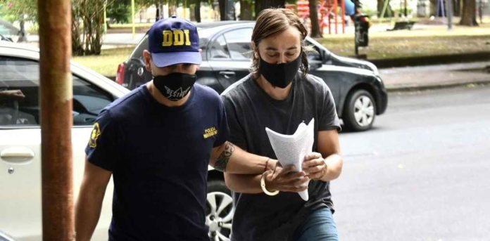 El marido de la diputada Carolina Piparo fue detenido el 8 de enero. (Telam)