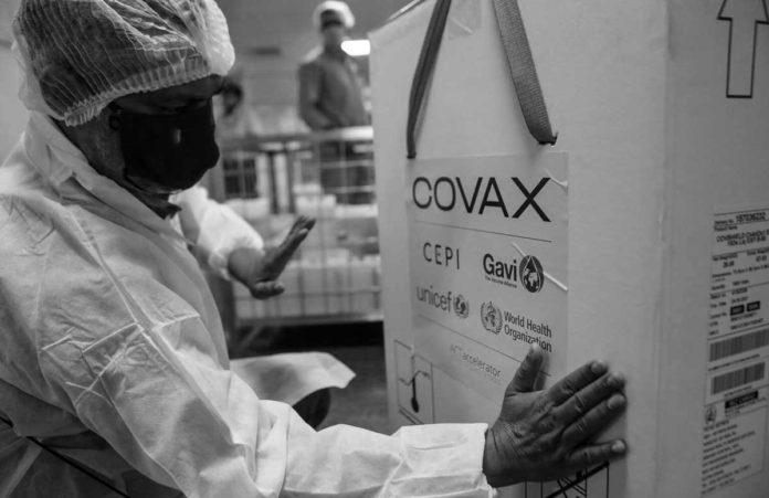 Un cargamento de vacunas de la iniciativa Covax. En mayo arribarán a Argentina unos dos millones de dosis. (gavi.org/covax-facility)