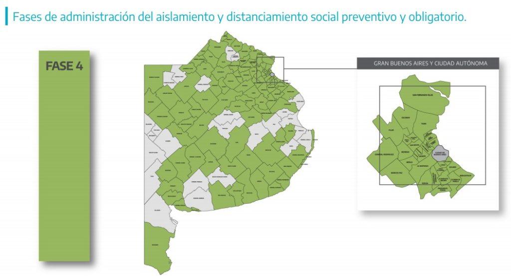 Uno por uno, los municipios bonaerenses que tendrán nuevas restricciones