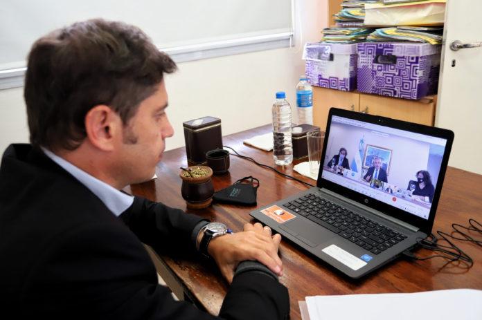 Fernández con Gobernadores: acordaron desalentar los viajes al exterior