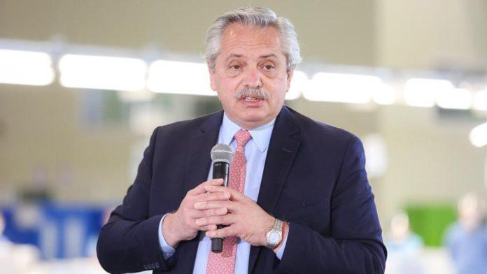 El presidente Alberto Fernández defendió las medidas tomadas en el marco de la segunda ola del coronavirus