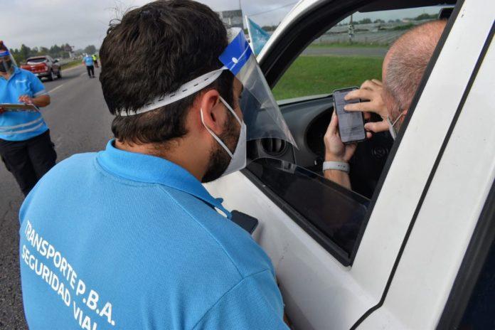Provincia utiliza una aplicación web para detectar licencias truchas