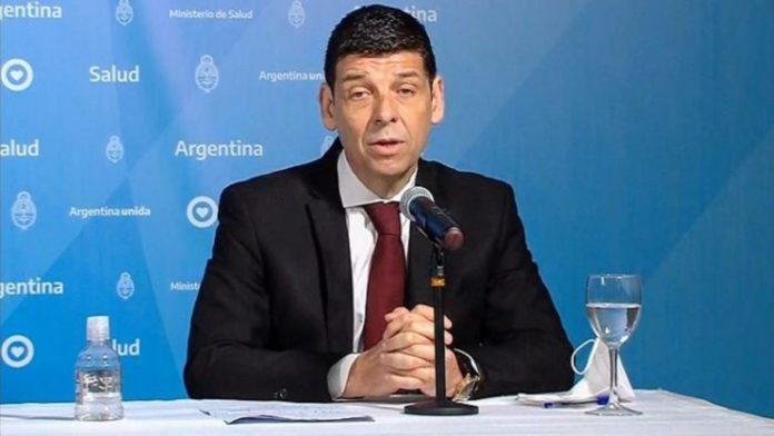El secretario de Calidad de Salud nacional, Arnaldo Medina