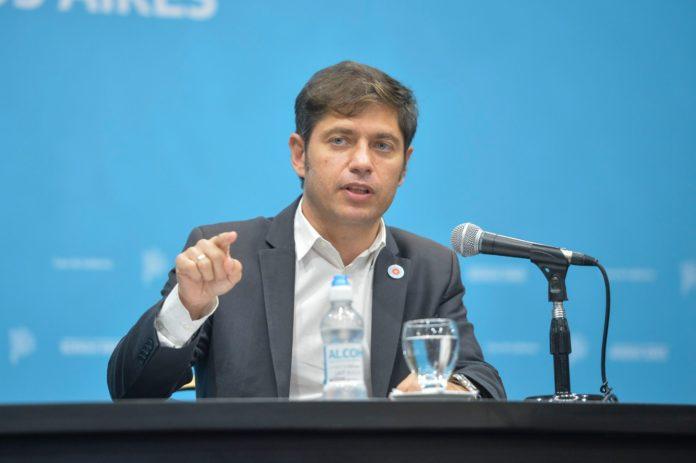 """Kicillof sumará restricciones: Apunta a las ferias al aire libre y las """"canchitas"""""""