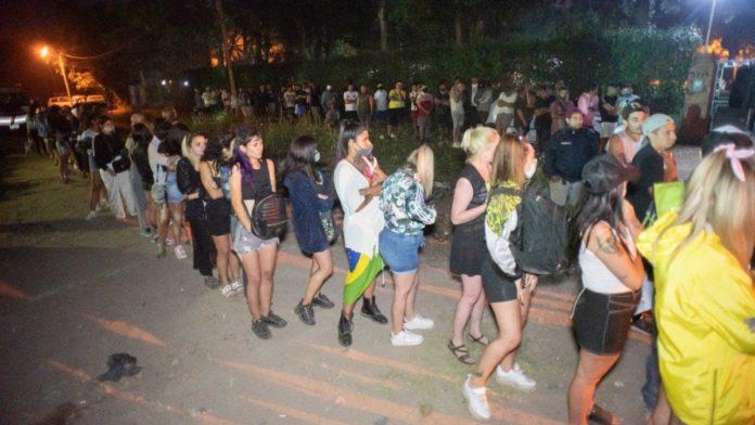 Buscan prohibir por ley las fiestas clandestinas en la Provincia